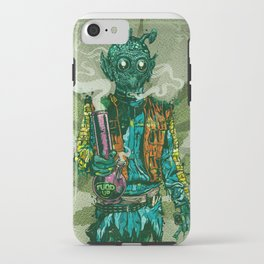 Weedo iPhone Case
