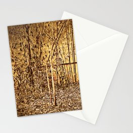 Bamboo Autumn Stationery Cards