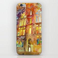 Sagrada Familia iPhone & iPod Skin