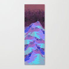 The Great, Great Night Mountain No. 9 Canvas Print
