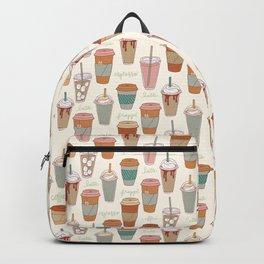 Latte Love Backpack