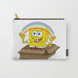 spongebob squarepants imagination Carry-All Pouch