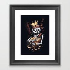 My Treasure Framed Art Print