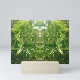Jungle Mirror Mini Art Print