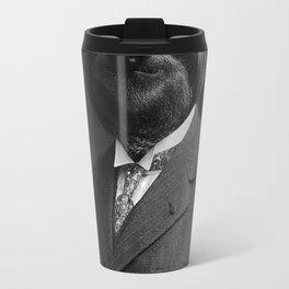 Gentleman Sloth 8# Travel Mug