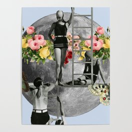 Holy moon Poster