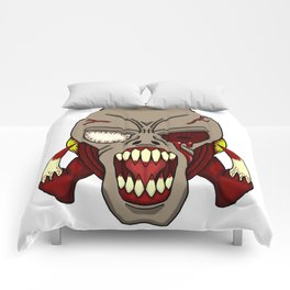 Horror of the Dead Comforters