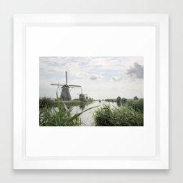 The Mollen Park Framed Art Print