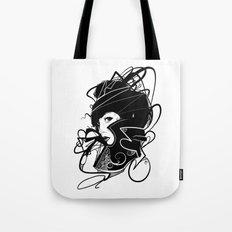 Lady Black (2014 Edition) Tote Bag