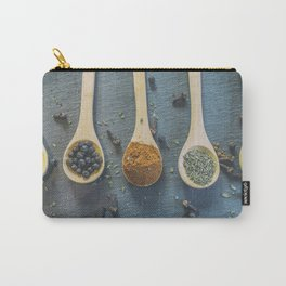 Mixed Spices. Carry-All Pouch