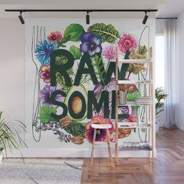 Rawsome - Plant Power Wall Mural