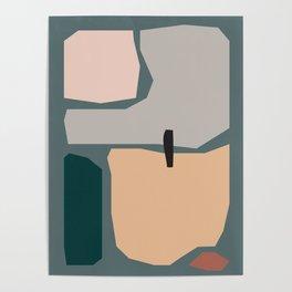 // Shape study #20 Poster
