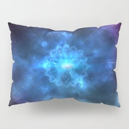 Space Chakra Pillow Sham