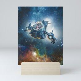 The Scout Ship Mini Art Print