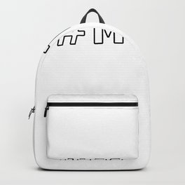 MeToo - me too movement for radical healing is hap Backpack