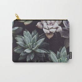 Dreamy succulents Carry-All Pouch