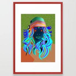 Susanne Framed Art Print