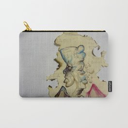 Burning up Depression Carry-All Pouch