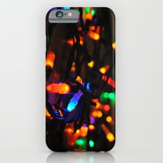 Christmas Lights iPhone 6s Slim Case