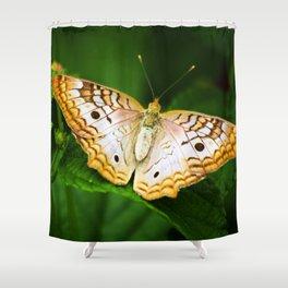 Butterfly Wings Wide Shower Curtain