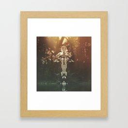 From the River Framed Art Print