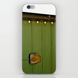 SEA|GreenLight iPhone Skin