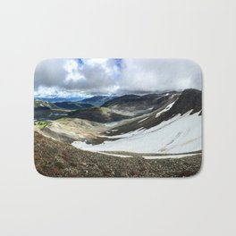 Panorama Ridge British Columbia, Canada Bath Mat