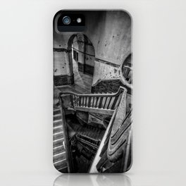 Never Ending Stairs iPhone Case