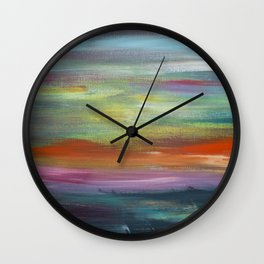 Waking Up Uncertain Where You Are Wall Clock