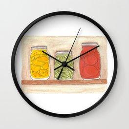 Canning Wall Clock