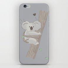I Love You Too iPhone & iPod Skin