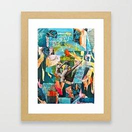 La Danse du Printemps (The Dance of Spring) Framed Art Print