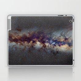 The Milky Way: from Scorpio, Antares and Sagitarius to Scutum and Cygnus Laptop & iPad Skin