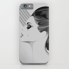 TEAR/001 (MONOCHROME EDITION) Slim Case iPhone 6s