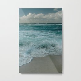 Hookipa Maui North Shore Hawaii Metal Print