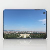 vienna iPad Cases featuring Vienna - Cityscape by Andrew Schmidt