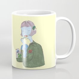 The girl from NASA Coffee Mug