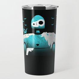 Laputan Robot Travel Mug