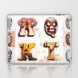 EL MATCHO MEXICANO! Laptop & iPad Skin