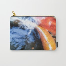 Koi Abstraction 004 Carry-All Pouch