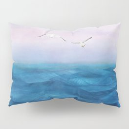 Watercolor Sea 5 Pillow Sham