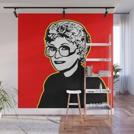 Estelle Getty | Pop Art Wall Mural