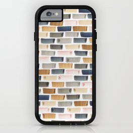 Wall1 iPhone Case