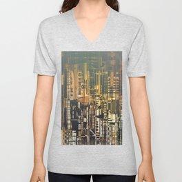 Density / Urban Unisex V-Neck