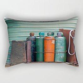 Colors - Tanks Rectangular Pillow