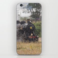 Train In Dungeness Kent iPhone Skin