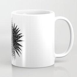 Striped Sea Urchin Coffee Mug