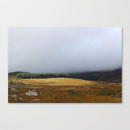 Wicklow Gap, Ireland Canvas Print