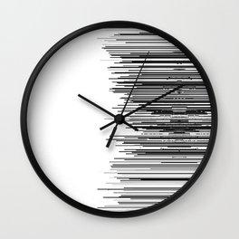 reception Wall Clock