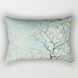 The Lightness of Being Rectangular Pillow
